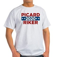 Star Trek Picard Riker 2016 T-Shirt