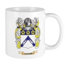 Thome Family Crest (Coat of Arms) Mugs