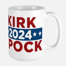 Star Trek Kirk Spock 2016 Mugs