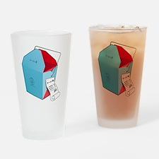 Ichiraku Ramen to go Drinking Glass