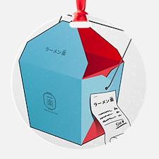 Ichiraku Ramen to go Ornament