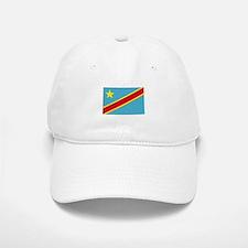 Congo-Kinshasa Baseball Baseball Cap