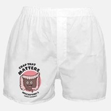 Cute Colostomy Boxer Shorts
