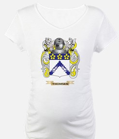 Thomsen Family Crest (Coat of Arms) Shirt