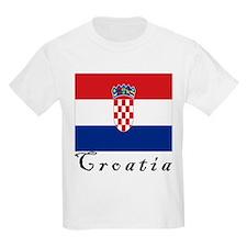 Croatia Kids T-Shirt