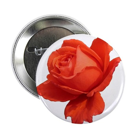 """Rose 1"" 2.25"" Button (100 pack)"
