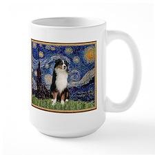Starry Night & Aussie #2 Mug