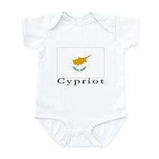 Cyprus Infant Bodysuit