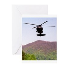 Blackhawk Approach Greeting Cards (Pk of 10)