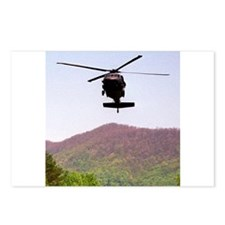 Blackhawk Approach Postcards (Package of 8)