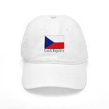 Czech Republic Baseball Cap