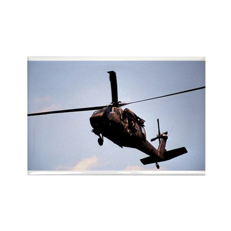 Blackhawk Soar Rectangle Magnet (100 pack)