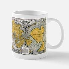 World Map 1531 Mugs