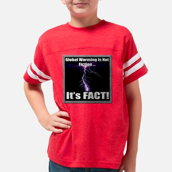 earth day t-shirts 8 Youth Football Shirt