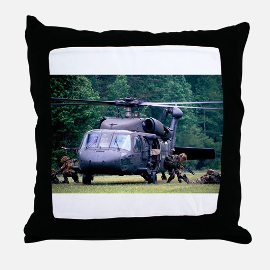 Rangers Deploy Throw Pillow