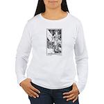 Ford's Snow Queen Women's Long Sleeve T-Shirt