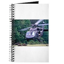 Funny Army aviation blackhawk Journal