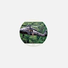 Unique Army aviation blackhawk Mini Button