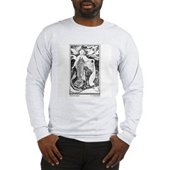Ford's Snow Queen & Kay Long Sleeve T-Shirt