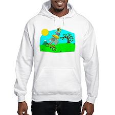 Big 5 Wheelie! Hoodie Sweatshirt
