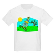 Big 5 Wheelie! Kids T-Shirt