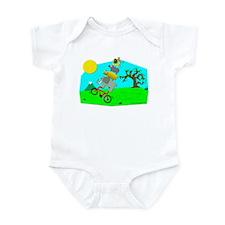 Big 5 Wheelie! Infant Bodysuit