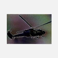 Blackhawk Hover Rectangle Magnet (100 pack)