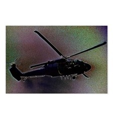 Blackhawk Hover Postcards (Package of 8)