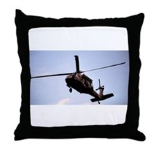 Blackhawk Soar Throw Pillow