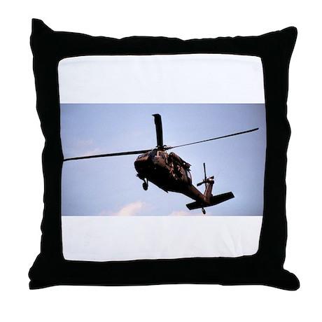Blackhawk Soar Throw Pillow