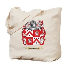 Thrasher Family Crest (Coat of Arms) Tote Bag