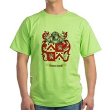 Thrasher Family Crest (Coat of Arms) T-Shirt