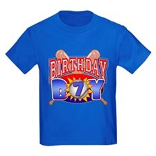 Baseball 7th Birthday T