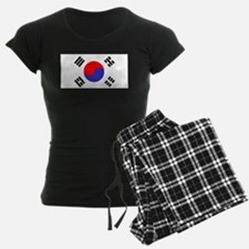 Flag South Korea Pajamas