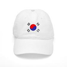 Flag South Korea Baseball Baseball Cap