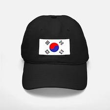 Flag South Korea Baseball Hat
