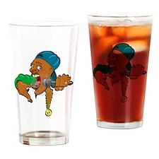 Rapper Drinking Glass