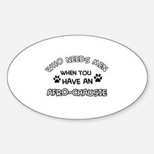 afro-chausie designs Decal