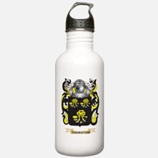 Thurston Family Crest (Coat of Arms) Water Bottle