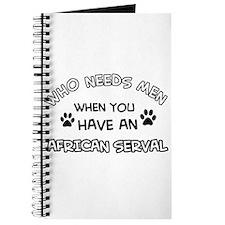 african serval designs Journal