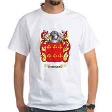 Tibbles Family Crest (Coat of Arms) T-Shirt