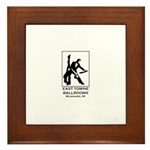 East Towne Ballrooms 2 Framed Tile