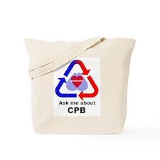 Unique Perfusionist Tote Bag