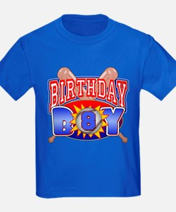 Baseball 8th Birthday T