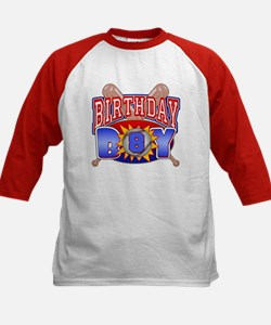 Baseball 8th Birthday Tee