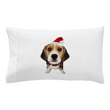 Beagle_Xmas_004b Pillow Case