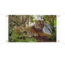 TIGER, TIGER Banner