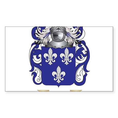 Tillmon Family Crest (Coat of Arms) Sticker