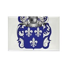 Tillmon Family Crest (Coat of Arms) Magnets