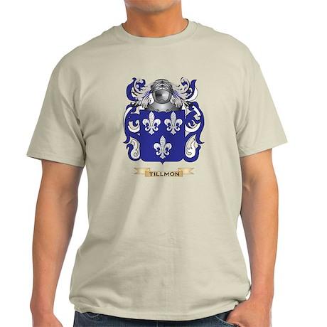 Tillmon Family Crest (Coat of Arms) T-Shirt